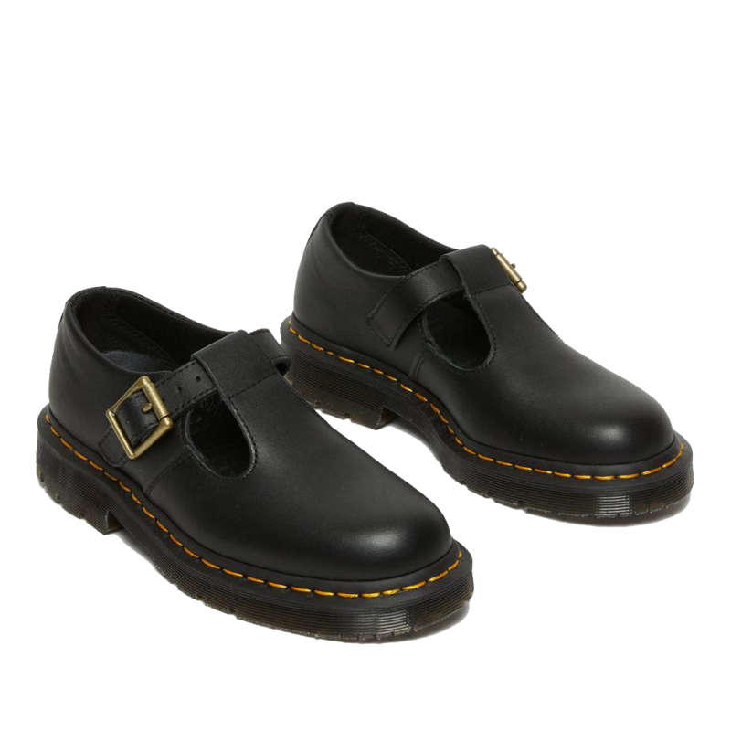 Dr. Martens Slip Resistant Polley Mary Janes 2