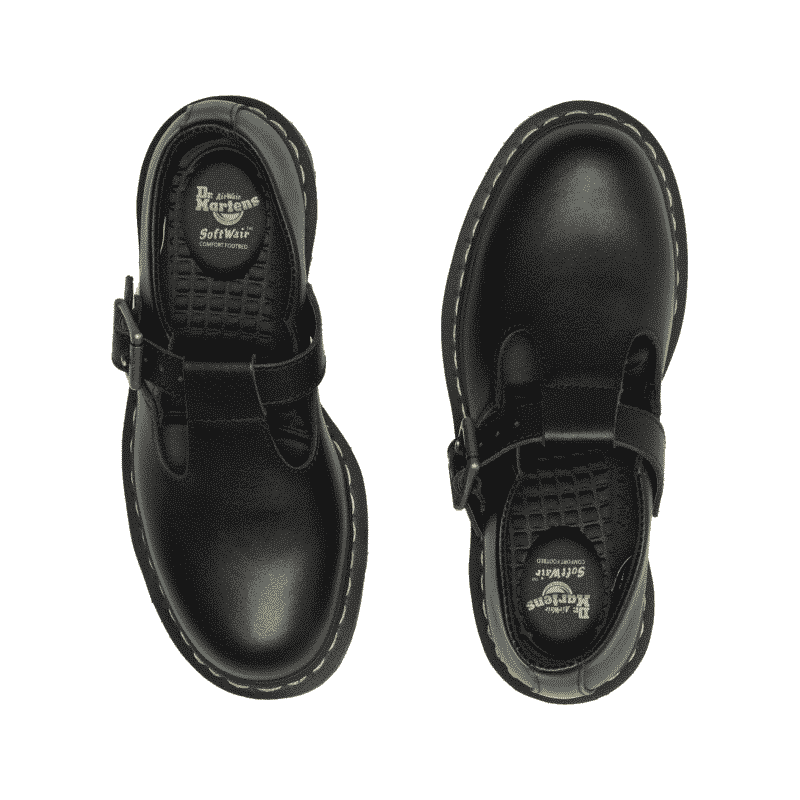 Dr. Martens Slip Resistant Polley Mary Janes 5