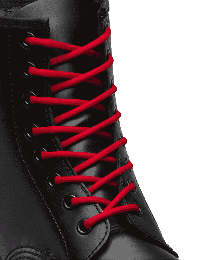 Dr. Martens 8-10 Eye Laces Red 1