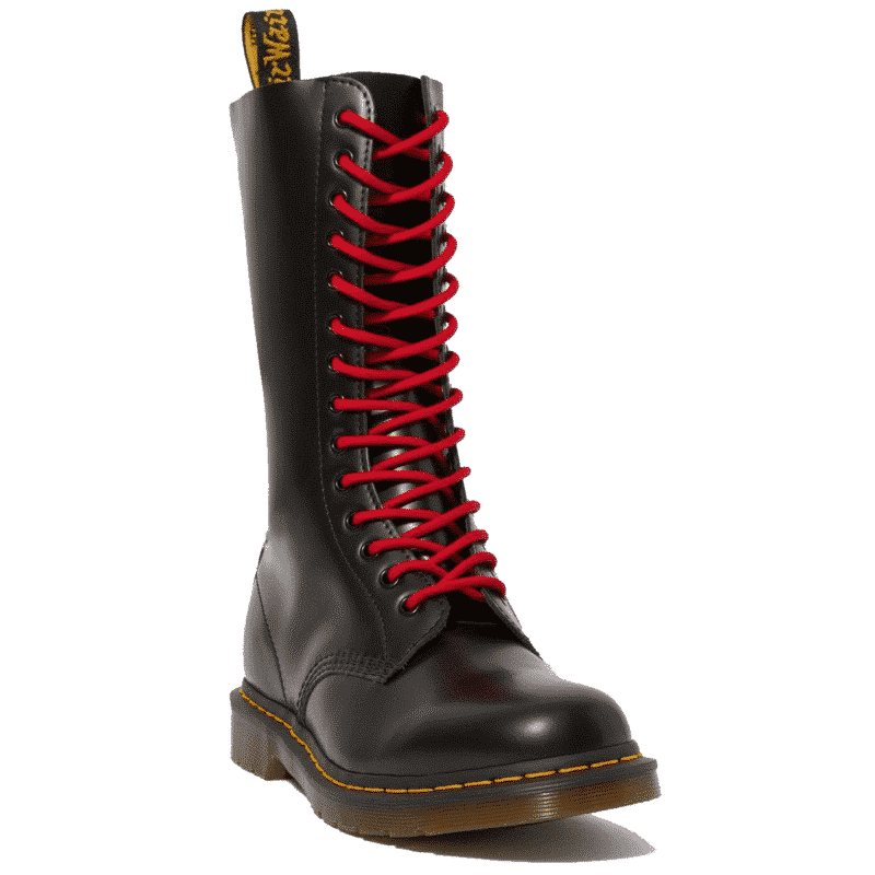 Dr. Martens 12-14 Eye Laces Red 3