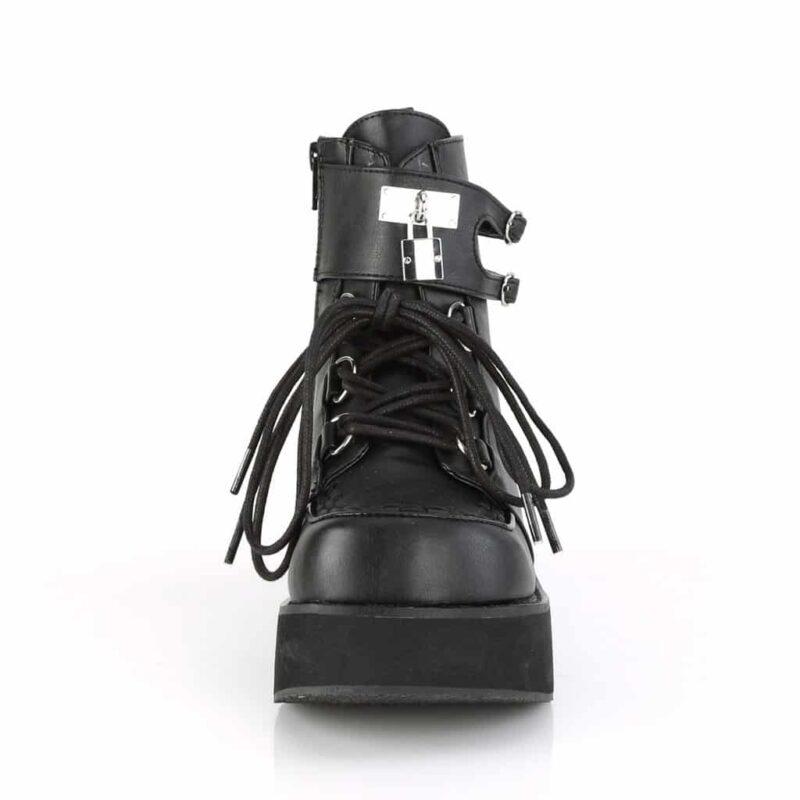 Demonia Platform Ankle Boot Sprite-70 1