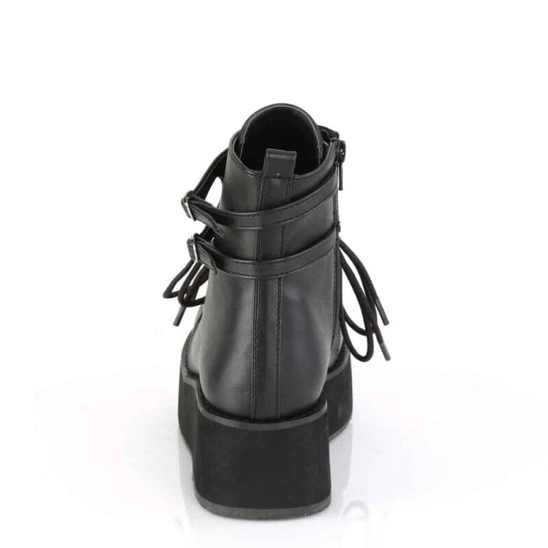 Demonia Platform Ankle Boot Sprite-70 3