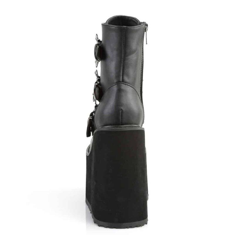 Demonia Bat Buckle Platform Boot Swing-103 3