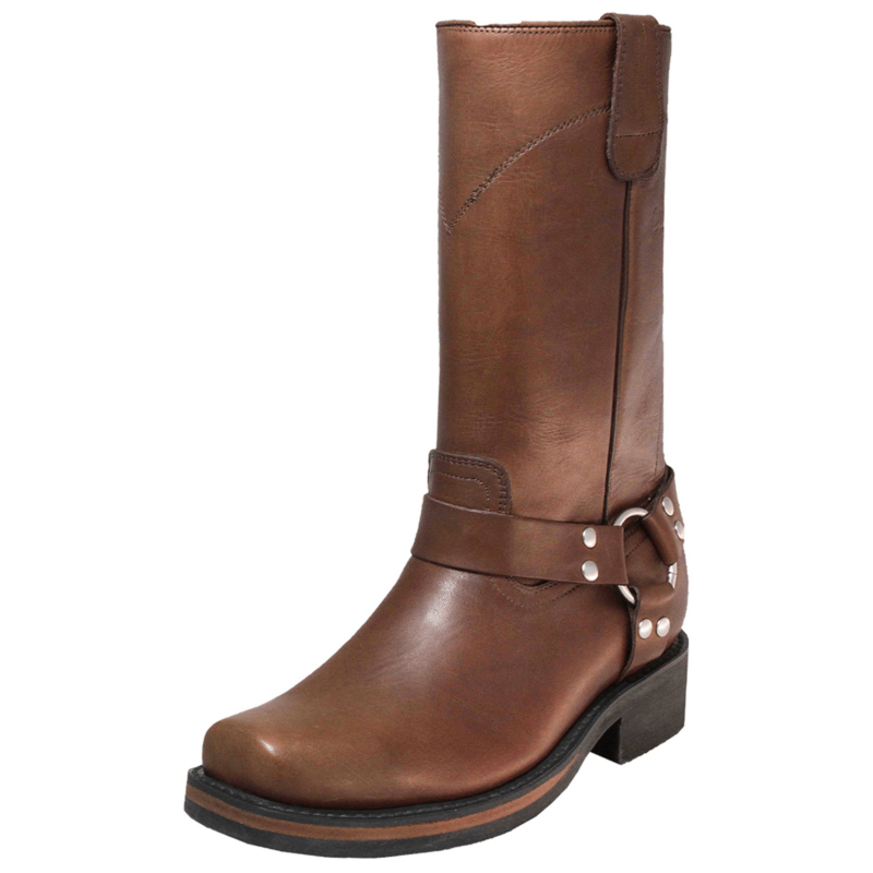 Cactus Boots Brown Harness Work Boot 71200