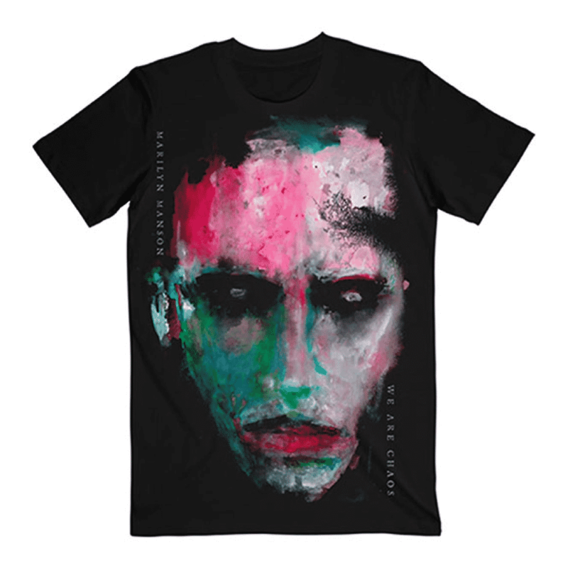 Marilyn Manson We Are Chaos T-Shirt