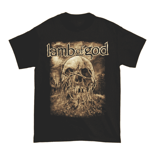 Lamb of God Vineskull T-Shirt