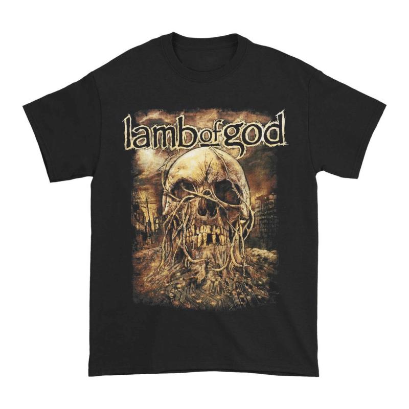 Lamb of God Vineskull T-Shirt