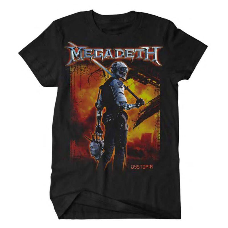 Megadeth Dystopia T-Shirt
