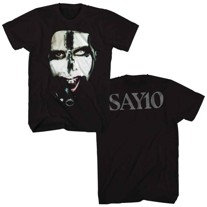 Marilyn Manson Say 10 T-Shirt
