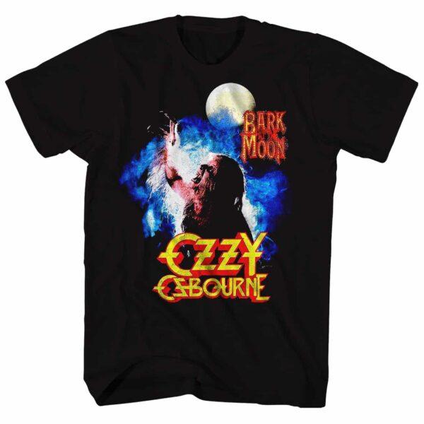 Ozzy Osbourne Bark at The Moon T-Shirt