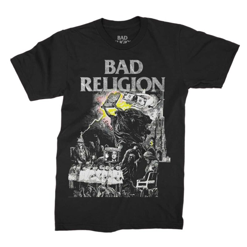 Bad Religion All Ages II T-Shirt