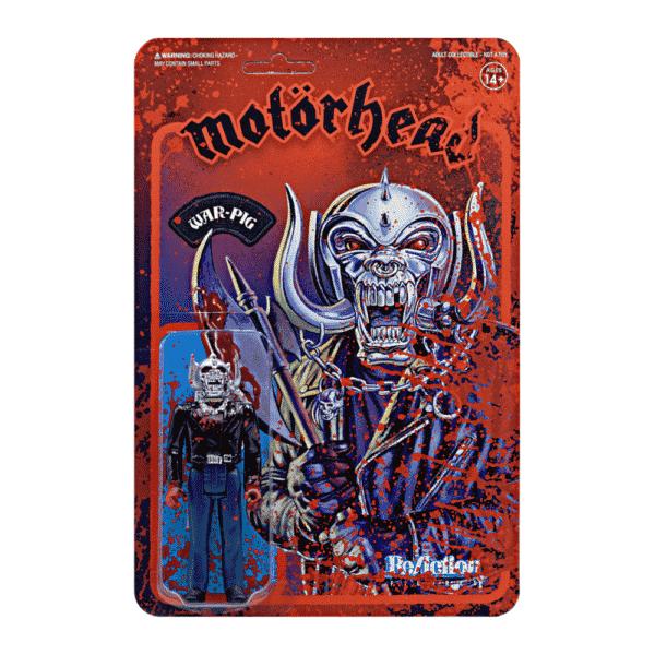 Motorhead Bloody WarPig Figurine