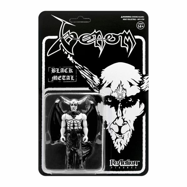 Venom Black Metal Figure