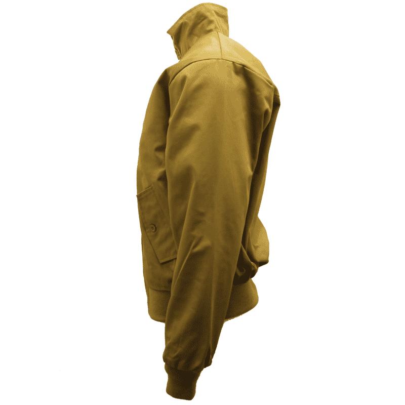 Harrington Jacket Mustard by Relco London 2