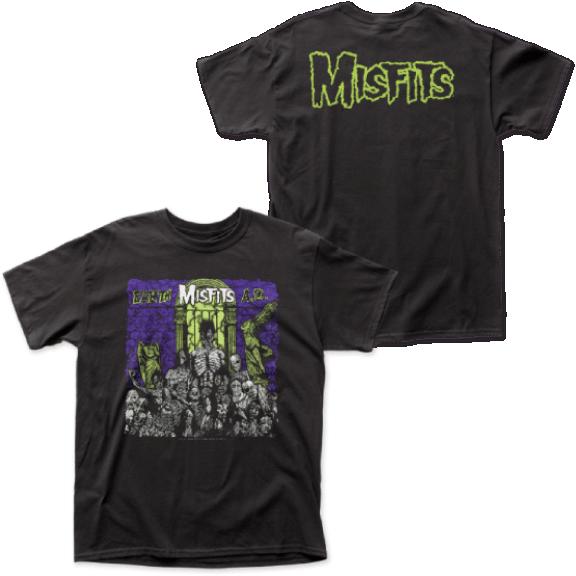 Misfits Earth AD T-Shirt