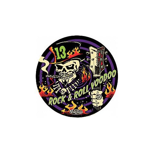 Vince Ray Voodoo 13 Sticker