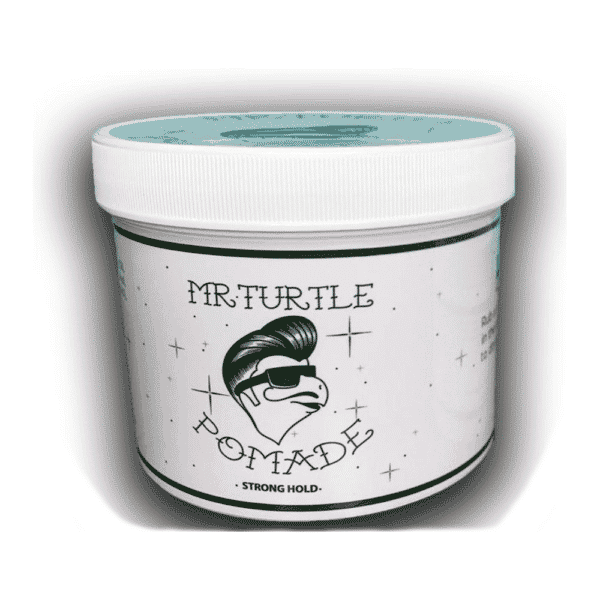 Mr. Turtle Strong Hold Pomade Tub
