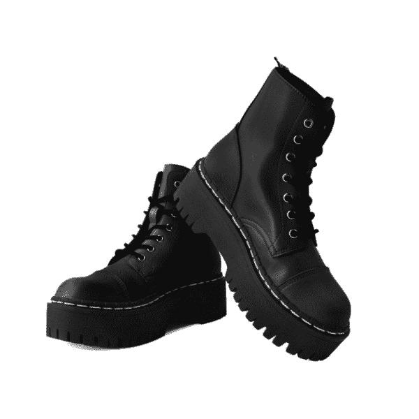 7-Eye Double Decker Boot
