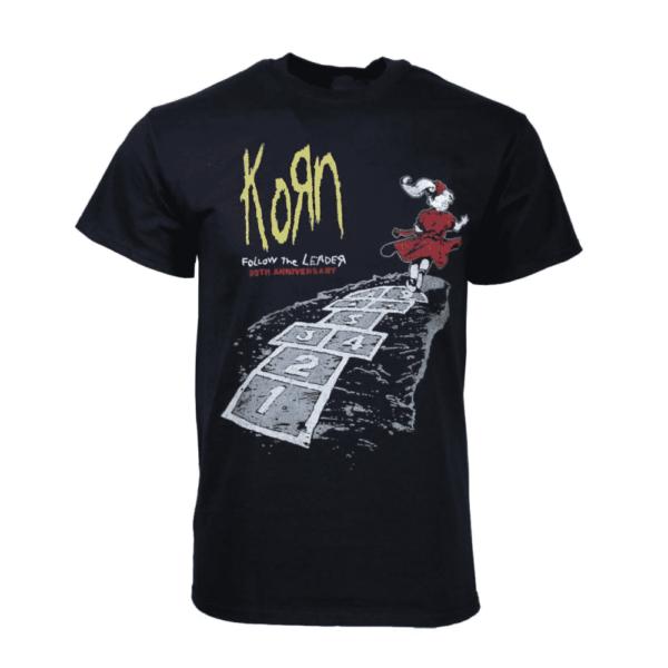 Korn Follow The Leader T-Shirt