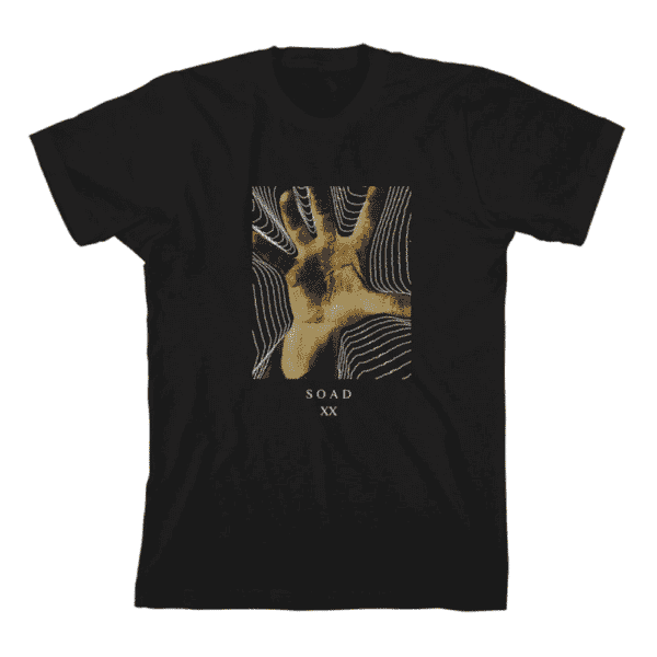 System of a Down Hand T-Shirt