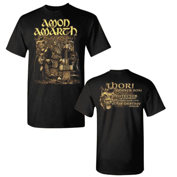 Amon Amarth Thor Odens Son T-Shirt