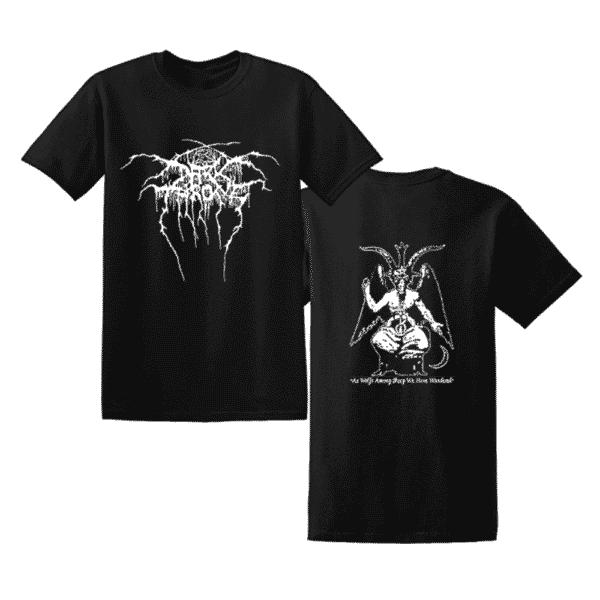 Darkthrone Logo T-Shirt