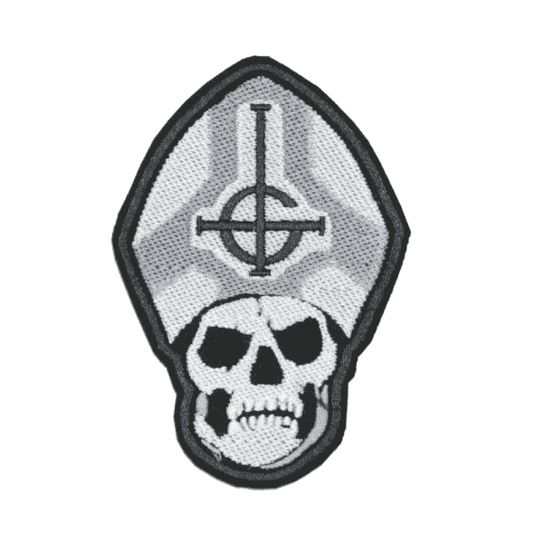 Papa Emeritus Embroidered Patch