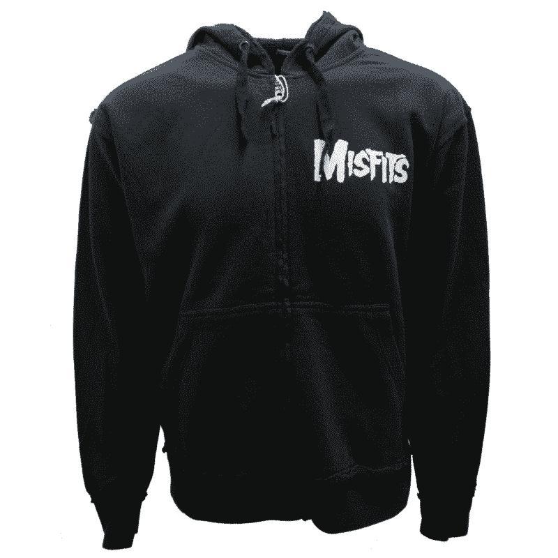 Misfits Zip Hoodie 1
