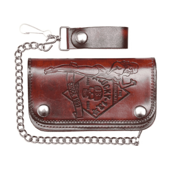 Lucky 13 Wallet No Riders