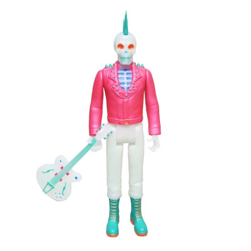 Rancid Skeletim Glow Figure by Super7 1