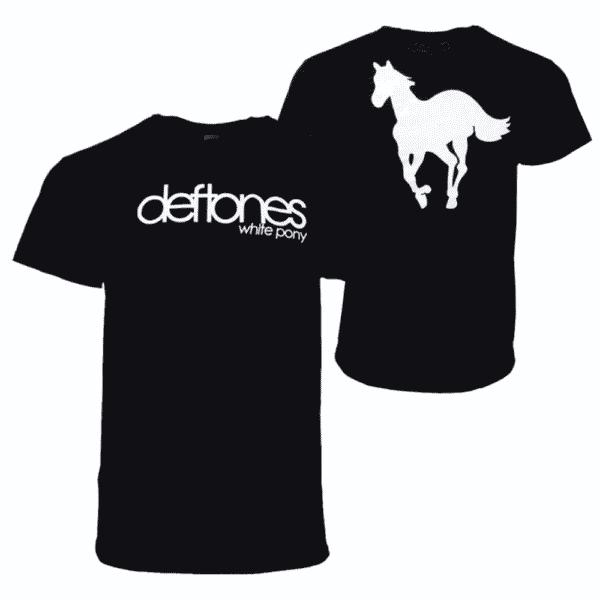 Deftones White Pony T-Shirt