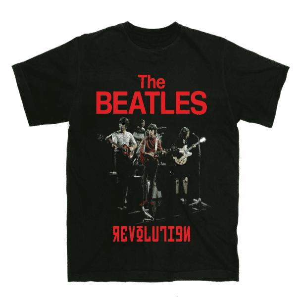The Beatles Revolution T-Shirt