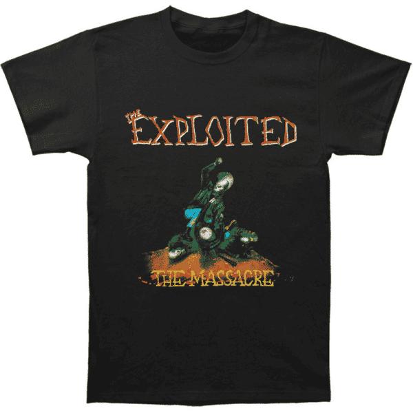 Exploited The Massacre T-Shirt