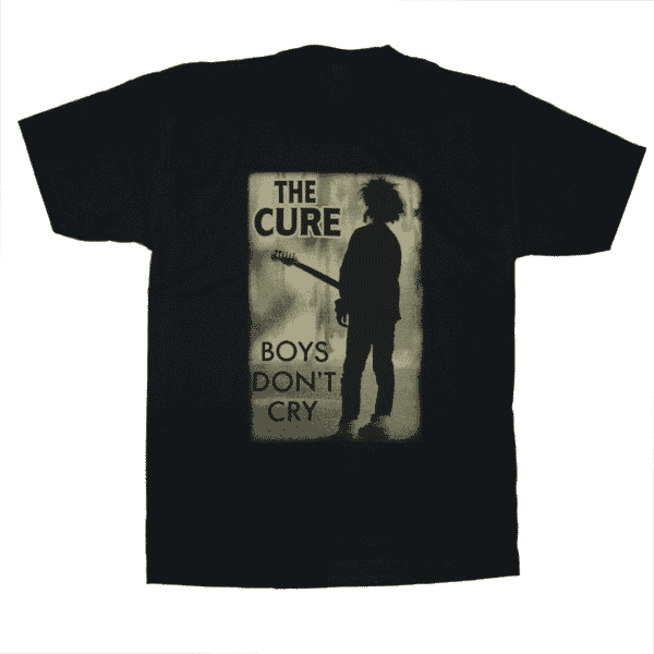 The Cure Boys Dont Cry T-Shirt