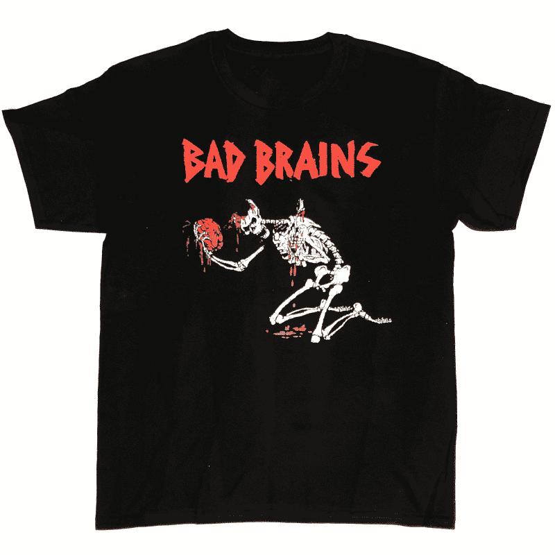 Bad Brains Skeleton T-Shirt