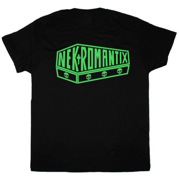 Nekromantix Coffin T-Shirt