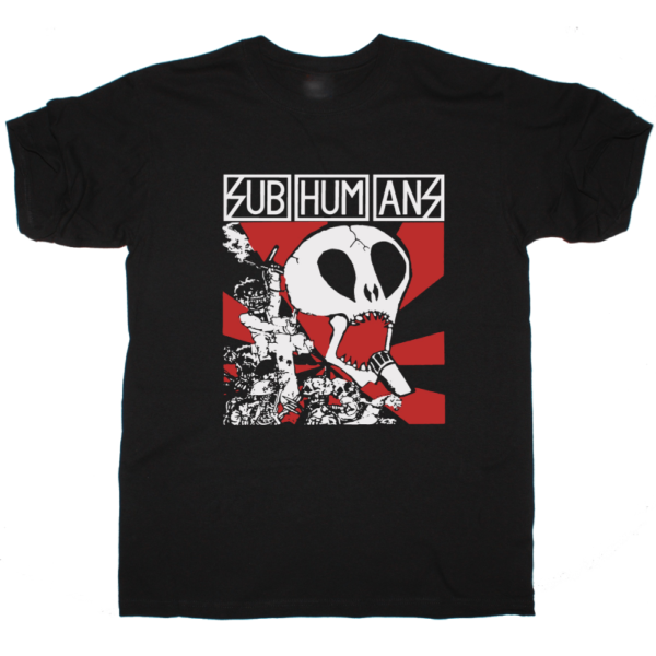 Subhumans Religious Wars T-Shirt