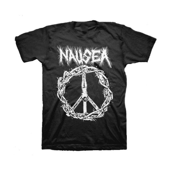 Nausea Logo T-Shirt