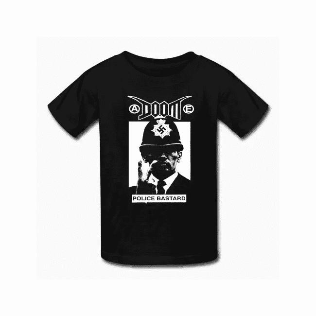 Doom Police Bastard T-Shirt