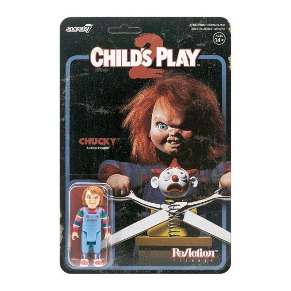 Childs Play Evil Chucky Figure
