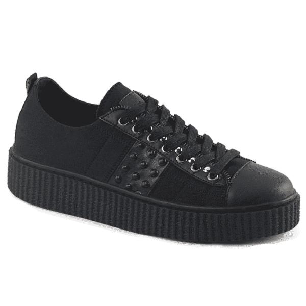 Canvas Creeper Sneaker Sneaker-107
