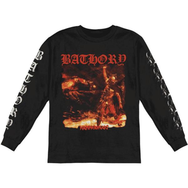 Bathory Hammerheart Long Sleeve