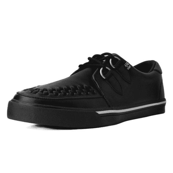 TUK Black Sneaker Creeper A9873