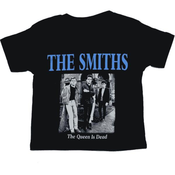 The Smiths Black Kids T-Shirt