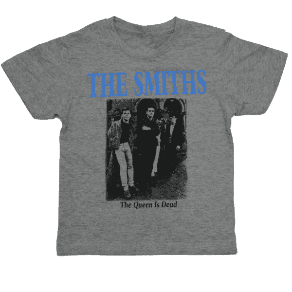 The Smiths Gray Kids T-Shirt