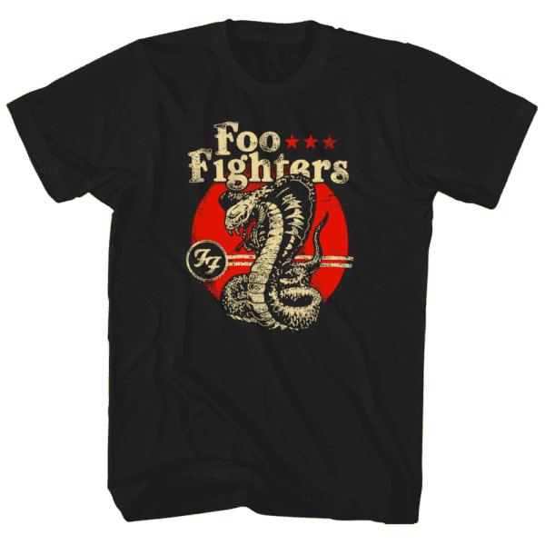 Foo Fighters Cobra T-Shirt