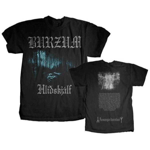 Burzum Hlidskjalf T-Shirt