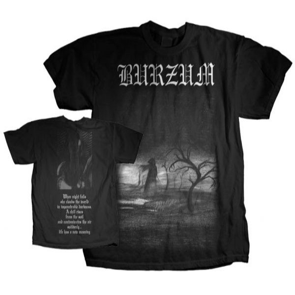 Burzum When Night Falls T-Shirt