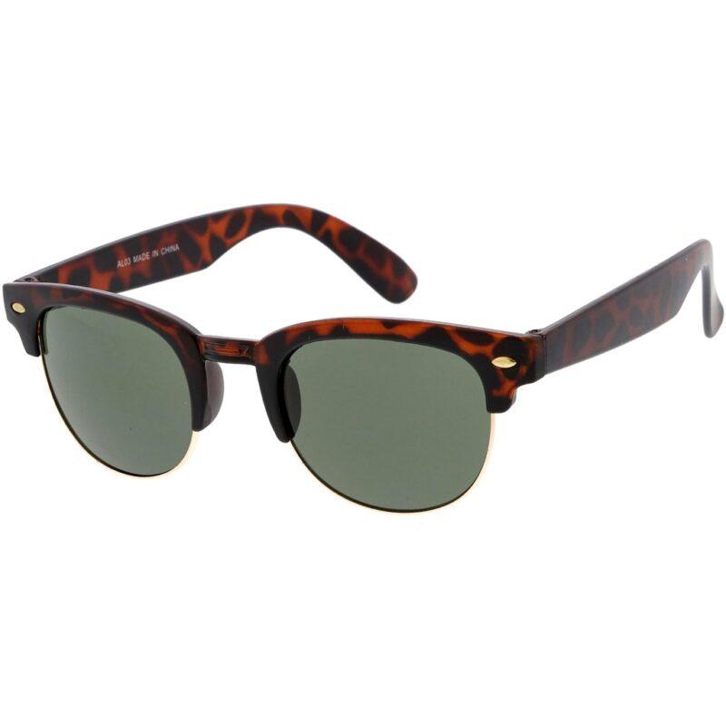Tortoise Shell Sunglasses Clubmaster