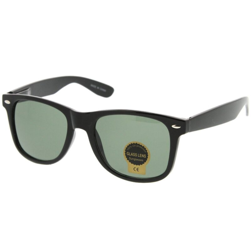 Light Shade Sunglasses Wayfarer Style 1